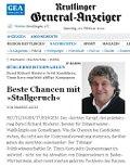 Reutlinger General Anzeiger